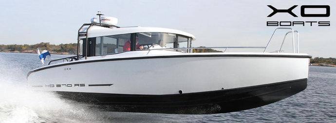 XO-veneiden yksinmyyntioikeus Suomessa Bike & Boat Worldille ...