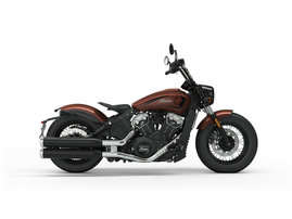 Indian® Scout™ Bobber Twenty - Burnished Metallic
