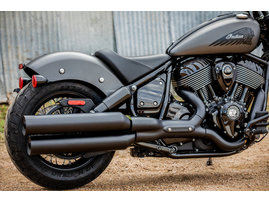 Indian Chief Bobber Dark Horse 11
