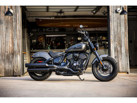 Indian Chief Bobber Dark Horse 17