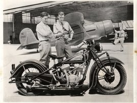 Indian Chief Bobber Dark Horse 2