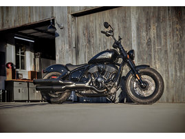 Indian Chief Bobber Dark Horse 30
