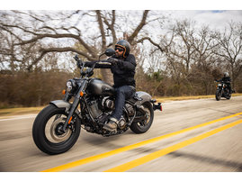 Indian Chief Bobber Dark Horse 6