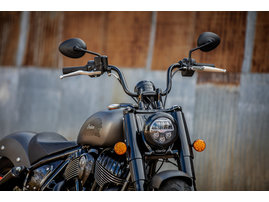 Indian Chief Bobber Dark Horse 7