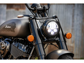 Indian Chief Bobber Dark Horse10