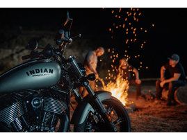 Indian chief dark horse 14