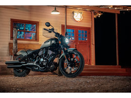 Indian chief dark horse 30