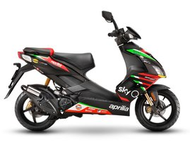 Aprilia SR 50 R GP Replica 2019 lat dx
