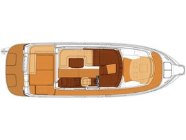 2014-Nimbus-365-Coupe-N365C layout top colour