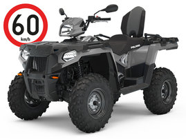 2020 SPORTSMAN 570 EFI EPS SP Touring 4x4 - T3b - Turbo Silver