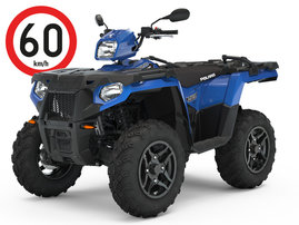 2020 SPORTSMAN 570 EFI SP EPS 4x4 - T3b - Radar Blue