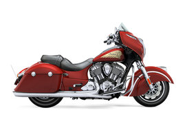 '18 Indian® Chieftain® Classic / Red