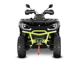 Segway Snarler ATV-S Black-Green 2021 002