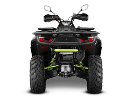 Segway Snarler ATV-S Black-Green 2021 006
