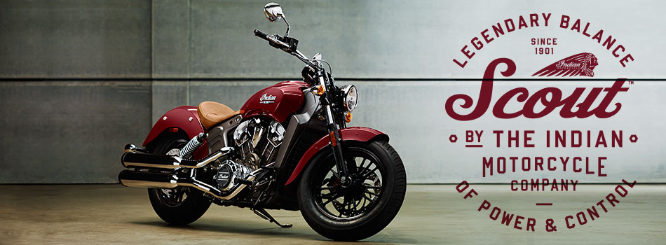2015 - Indian Scout - Motorcycle fo the Year