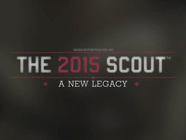 A New Legacy The 2015 Scout