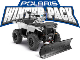 WINTER PACK - 2019 SPORTSMAN 570 EFI 4x4 - T3b