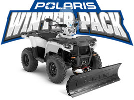 2019 SPORTSMAN 570 EFI 4x4 - T3b - WINTER PACK