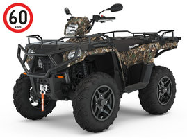 2020 Sportsman 570 EPS Hunter SE T3b